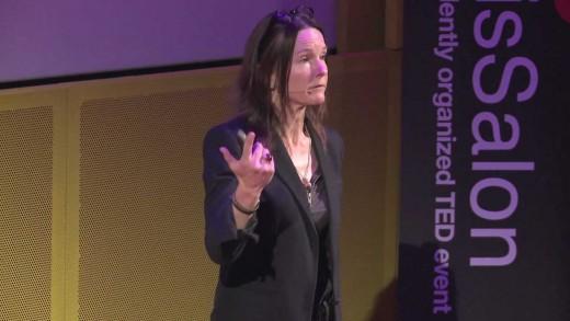 La transe chamanique, capacité du cerveau? Corine Sombrun at TEDxParisSalon