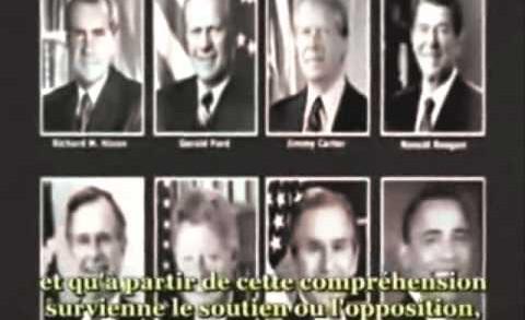 Le discours de JFK 10 jours avant sa mort !