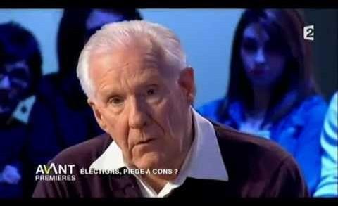 Alain Badiou: élections, piège à cons?