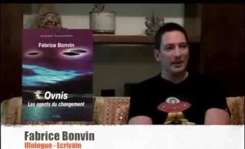 """Fabrice Bonvin : """"Le phénomène OVNI est universel et multidimensionnel"""" (Onnouscachetout TV)"""