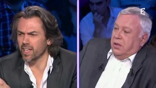 Gérard Filoche membre du bureau national du PS On n'est pas couché 10 mai 2014