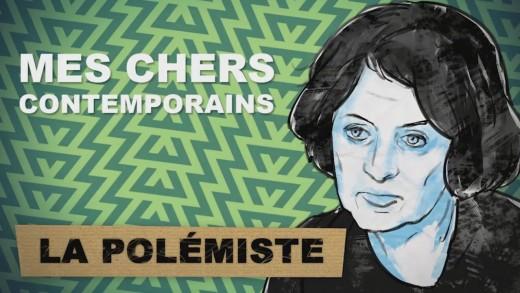 La Polémiste (Elisabeth Levy)