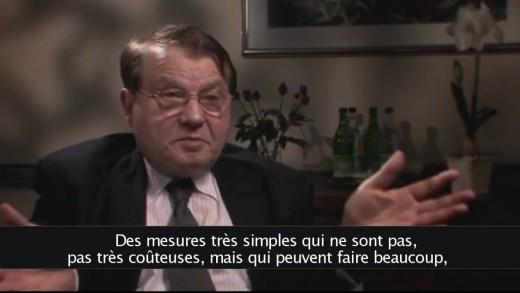 SIDA par le Professeur Luc Montagnier (prix nobel pour la découverte du virus du SIDA)