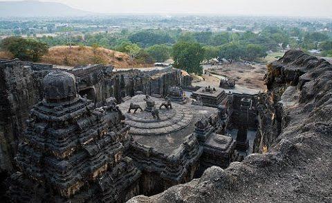 Le temple de Kailasa et les grottes de Ellora – Mystères de l'Inde
