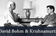 J. Krishnamurti – Brockwood Park 1983 – 1er entretien avec David Bohm